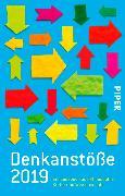 Cover-Bild zu Denkanstöße 2019 (eBook) von Nelte, Isabella (Hrsg.)