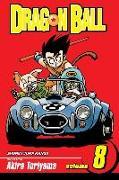Cover-Bild zu Toriyama, Akira: Dragon Ball, Vol. 8