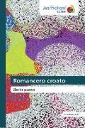 Cover-Bild zu Romancero croato von Bedi, Krunoslav