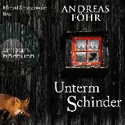 Cover-Bild zu Föhr, Andreas: Unterm Schinder - Ein Wallner & Kreuthner Krimi, (Gekürzt) (Audio Download)