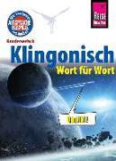 Cover-Bild zu Litaer, Lieven L.: Klingonisch - Wort für Wort