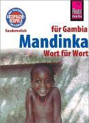 Cover-Bild zu Knick, Karin: Mandinka - Wort für Wort (für Gambia)