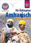 Cover-Bild zu Wedekind, Micha: Amharisch - Wort für Wort (für Äthiopien)