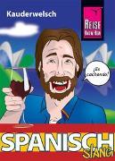 Cover-Bild zu Fründt, Hans-Jürgen: Spanisch Slang - das andere Spanisch