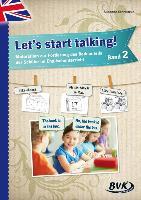 Cover-Bild zu Let's start talking! Band 2 von Sternitzke, Susanne