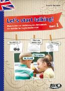 Cover-Bild zu Let's start talking! von Sternitzke, Susanne