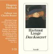 Cover-Bild zu Das Konzert von Lange, Hartmut