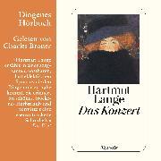 Cover-Bild zu Das Konzert (Audio Download) von Lange, Hartmut