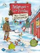 Cover-Bild zu Nordqvist, Sven: Pettersson und Findus: Mein Kreativ-Adventskalender: Malen - Rätseln - Basteln