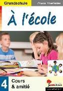 Cover-Bild zu À l'école / Grundschule (eBook) von Thierfelder, Prisca