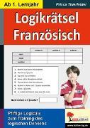 Cover-Bild zu Logikrätsel Französisch (eBook) von Thierfelder, Prisca