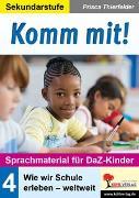 Cover-Bild zu Komm mit! - Sprachmaterial für DaZ-Kinder von Thierfelder, Prisca