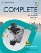 Cover-Bild zu Complete Key for Schools for Spanish Speakers Teacher's Book von Fricker, Rod