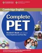 Cover-Bild zu Complete PET. Student's Book with Answers von Heyderman, Emma