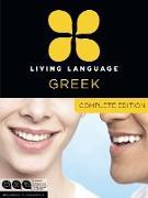Cover-Bild zu Living Language Greek, Complete Edition von Living Language
