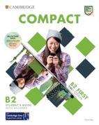 Cover-Bild zu Compact First Self-Study Pack von May, Peter