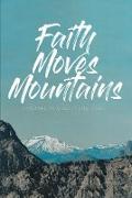 Cover-Bild zu (The Poet), Thomas Kruger: Faith Moves Mountains (eBook)