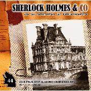 Cover-Bild zu Burghardt, Paul: Sherlock Holmes & Co, Folge 44: Der Falschspieler mit dem Karo-Ass (Audio Download)