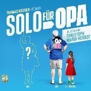 Cover-Bild zu Krüger, Thomas: Solo für Opa (Audio Download)