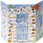Cover-Bild zu Anton und Zora / 10er-Set Buchstabentabelle Druckschrift von Jockweg, Bernd