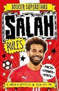 Cover-Bild zu Mugford, Simon: Soccer Superstars: Salah Rules