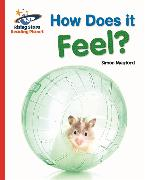 Cover-Bild zu Mugford, Simon: Reading Planet - How Does it Feel? - Red A: Galaxy