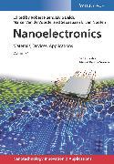 Cover-Bild zu Van de Voorde, Marcel (Hrsg.): Nanoelectronics (eBook)