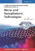 Cover-Bild zu Meyrueis, Patrick: Micro- and Nanophotonic Technologies (eBook)