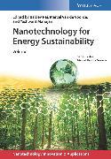 Cover-Bild zu Raj, Baldev (Hrsg.): Nanotechnology for Energy Sustainability (eBook)
