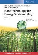 Cover-Bild zu Raj, Baldev: Nanotechnology for Energy Sustainability