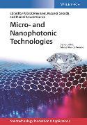 Cover-Bild zu Meyrueis, Patrick: Micro- and Nanophotonic Technologies