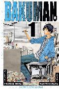 Cover-Bild zu Tsugumi Ohba: BAKUMAN GN VOL 01