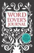 Cover-Bild zu The Word Lover's Journal von Adams Media