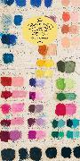 Cover-Bild zu John Derian Paper Goods: Color Studies 80-Page Notepad von Derian, John