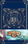 Cover-Bild zu BioShock Infinite Hardcover Ruled Journal von Insight Editions