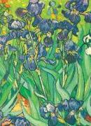 Cover-Bild zu Van Gogh Notebook: 16 Art Stickers von Van Gogh, Vincent
