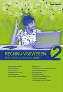 Cover-Bild zu Lösungen zum Lehrbuch Rechnungswesen 2 Erweiterte Grundalgen LIGHT von Grünig, Heinz