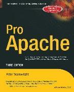 Cover-Bild zu Pro Apache (eBook) von Wainwright, Peter