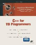 Cover-Bild zu C++ for VB Programmers (eBook) von Morrison, Jonathan