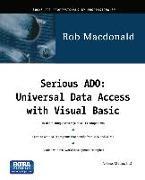Cover-Bild zu Serious ADO (eBook) von Macdonald, Rob