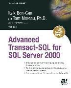 Cover-Bild zu Advanced Transact-SQL for SQL Server 2000 (eBook) von Ben-Gan, Itzik