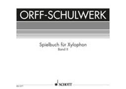 Cover-Bild zu Spielbuch für Xylophon von Keetman, Gunild