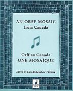 Cover-Bild zu An Orff Mosaic from Canada von Birkenshaw-Flemming, Lois (Hrsg.)