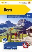 Cover-Bild zu Hallwag Kümmerly+Frey AG (Hrsg.): Region Bern Nr. 09 Wanderkarte 1:60 000. 1:60'000