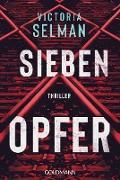 Cover-Bild zu Selman, Victoria: Sieben Opfer (eBook)