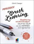 Cover-Bild zu Praxisbuch Brush Lettering (eBook) von Campe, Chris