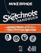 Cover-Bild zu Das Sketchnote Handbuch (eBook) von Rohde, Mike