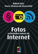 Cover-Bild zu Fotos rechtssicher nutzen im Internet (eBook) von Golz, Robert