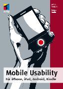 Cover-Bild zu Mobile Usability (eBook) von Nielsen, Jakob