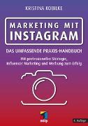 Cover-Bild zu Marketing mit Instagram von Kobilke, Kristina